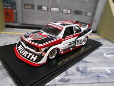 BMW 320 Turbo Gr.5 DRM Norisring #50 Winkelhock HAT Würth Champion Spark 1:43