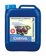 Chrysal Klar Professional 2 Classic 5 Liter Frischhaltemittel für Schnittblumen