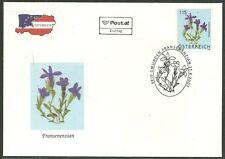 ÖSTERREICH/ Blumen MiNr 2681 FDC