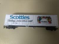 HO scale Scotties Box car Good shape