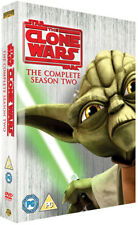 Star Wars - The Clone Wars: The Complete Season Two DVD (2010) George Lucas