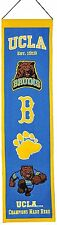 NCAA Football UCLA Bruins College Wimpel Pennant Banner Heritage