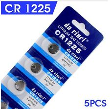 Batteries for watches and toys ecr1225 kcr1225 lm1225 br1225 cr1225 3 volt