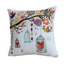 Pillow Case Sofa Waist Throw Cushion Cover Home Decoration For Christmas