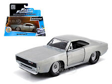 DOM'S DODGE CHARGER R/T BARE METAL FAST & FURIOUS 7 MOVIE 1/32 CAR JADA 97350