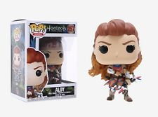 Funko Pop Games: Horizon Zero Dawn - Aloy Vinyl Figure Item No. 22598
