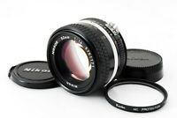 ◆As Is◆ Nikon Ai-S Nikkor 50mm F/1.4 Standard Lens From Japan #179