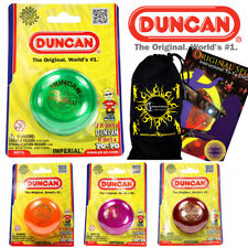 Duncan IMPERIAL Classic YoYo Ideal for KIDS & Beginners +Original Spin DVD + Bag