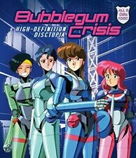 Bubblegum Crisis: High-definition Disctopia [New Blu-ray]