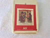 Home for the holidays. 8-Track Tape. Untested As Is. See Description.