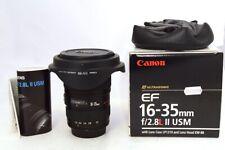 OBIETTIVO CANON EF 16-35MM F2.8 II USM