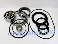 REAR DIFFERENTIAL BEARING & SEAL KIT YAMAHA GRIZZLY 600 4WD 4X4 1998-2001 YFM600