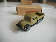 Espewe Tatra Zugwagen T 141 in Green on 1:87 in Box