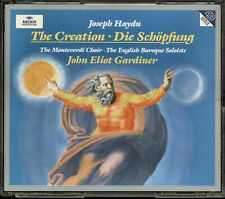 Haydn The Creation Die Schöpfung 2CD Set Archiv 1996 Monteverdi Choir Gardiner
