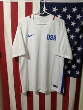 Nike USA Soccer Jersey 2016 Authentic Nike USA Soccer Jersey Size L
