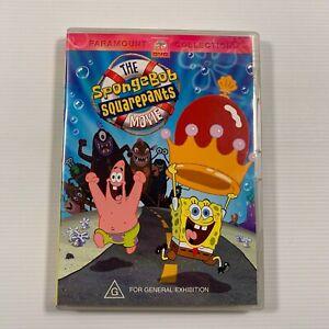 Spongebob Squarepants - The Movie (DVD, 2005) Region 4