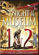 Night at the Museum 1, 2 and 3 (DVD, 2014, 2-Disc Set plus Secret of the Tomb)
