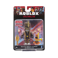 ROBLOX CHILLTHRILL709 Jazwares Figure With Exclusive Virtual Code Brand NEW