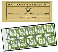 """BRD Bund Markenheft Nr. 10 """"Albertus/Tegel 1965"""""""