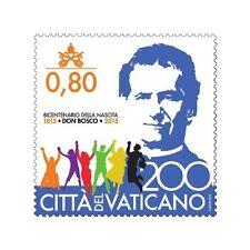 2015 Bicentenario della nascita di San Giovanni Bosco - Vaticano - singolo