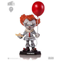 Iron Studios Horror IT Movie Mini Co Pennywise Figure NEW Collectibles