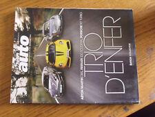 17$$ Revue Sport Auto collector n°570 Aston DBS Ferrari 430 Porsche 911 Turbo