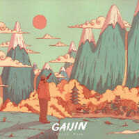 Elijah Nang ‎– Gaijin Vinyl 2 LP Limited Edition Record SEALED
