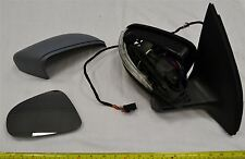 Right Door Mirror Power Folding and Puddle Lamp New For VW Golf Mk6 Hatch