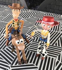 Figurine Toy Story Woody Et Jessie