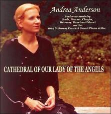 Andrea Anderson at the Cathedral of Our Lady of the Angels (CD, Jan-2006,