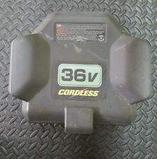 Black & Decker CM1936 36V Cordless Mower Battery RB3610 NO RESERVE AUCTION