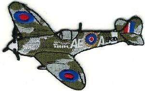 Spitfire Allied Fighter Plane Patch
