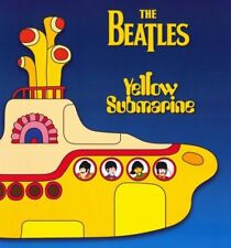 The Beatles Yellow Submarine 1968 DVD
