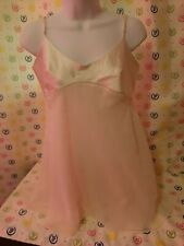 victoria secret nightgown Medium Ivory Silk