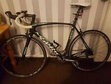 Mekk Poggio 2.0 Carbon Road Bike White/Black/Green 56cm Frame