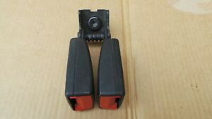 VAUXHALL  ZAFIRA B 3rd ROW [ BOOT ] MIDDLE SEAT DOUBLE SEATBELT  BUCKLE