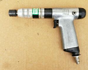 Ingersoll Rand 3RTQS1 Hex drive pistol grip pneumatic air screwdriver, 500 rpm