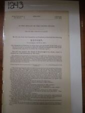 Govt Report Civil War Alfred G. Fifield Co. C 12th New Hampshire Volunteer #1243
