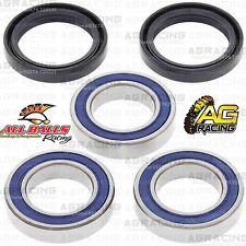 All Balls Rear Wheel Bearings & Seals Kit For Suzuki RMZ 250 2007-2016 07-16