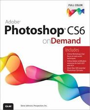 On Demand: Adobe Photoshop CS6 on Demand by Inc. Staff Perspection and Steve...