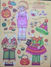 Mary Engelbreit Mag. Paper Doll, Ann Estelle, Oct./Nov. 2005, Uncut