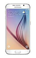 Samsung Galaxy S6 64GB AT&T Unlocked GSM 4G LTE Octa Core 16MP Smartphone- White