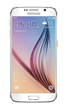 Samsung Galaxy S6 64GB AT&T Unlocked GSM 4G LTE Octa Core 16MP Smartphone- White