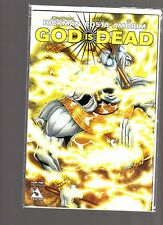 AVATAR GOD IS DEAD #2 END OF DAYS 1ST PRINT DIRECT EDITION