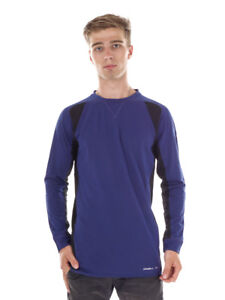 O´Neill Fleece Pullover Long Sleeve Shirt Function Top Active Blau