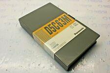 "Panasonic AJ-D5C63MP XD 1/2"" DIGITAL VIDEO CASSETTE TAPE"