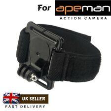Adjustable Wrist Strap Mount Holder for Apeman A60 A66 A70 A80 Action Cameras