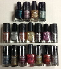 6 DIFFERENT COLORS OF COLOR CLUB MAGNETIC NAIL LACQUER NAIL POLISH .50 OZ