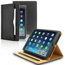 Soft Leather Wallet Smart Case Cover Sleep/Wake Stand for iPad Air Mini Pro Lot