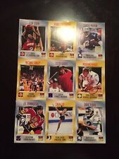 Tiger Woods Sports Illustrated for Kids rookie card uncut sheet